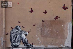Untitled #1 - by Jef Aerosol