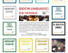 Giochi linguistici da tavolo