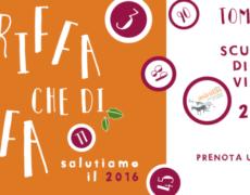 Più di Riffa che di Raffa…  Salutiamo il 2016!