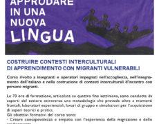 Corso di Formazione – Approdare in una nuova lingua