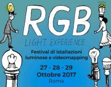 TEATRO delle OMBRE al RGB Light Experience dal 27 al 29 ottobre