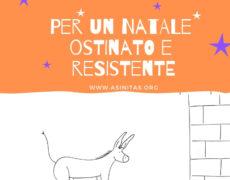 Scuole di italiano resistenti per un NATALE ostinato e resistente!